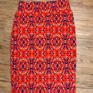 Lularoe Sz Small Cassie skirt